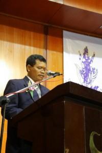 Laporan Ketua Panitia Penyelenggara Dies Natalis XVII & Wisuda IX STAH DN Jakarta