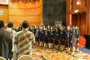 Team Paduan Suara Mahasiswa STAH DN Jakarta