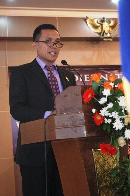 Ketua Panitia I Wayan Kantun, S.Ag., M.Fil.H